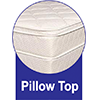 Colchão Ortobom Pocket Freedom Piliow -  Tipo de Pillow